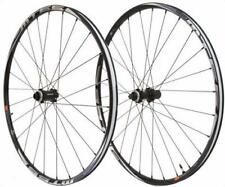 "Shimano Mt66 29"" All Mountain Bicycle Tubeless Wheelset Black Bike"