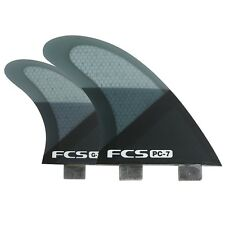 FCS PC7 Performance Core Quad Surfboard Fins NEW FCS2 4 fin set