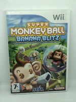 Super Monkey Ball: Banana Blitz Wii  Game