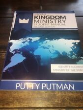 The School of Kingdom Ministry First Year Manual, Second Edition by Putty Putma…