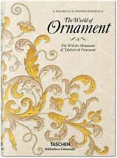 The World of Ornament by David Batterham (Hardback, 2015)