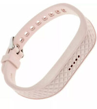 Blackweb Adjust Replacement Band, Steel Buckle for Fitbit Flex 2, Pink