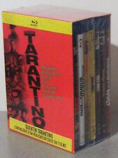 COFFRET 7 BLU-RAY FILMS de QUENTIN TARANTINO Edition Française VF