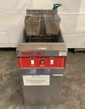Vulcan electric deep fryer Model # 1Erd50 - 480 volts 3 phase Clean lightly used