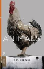 The University Center for Human Values: The Lives of Animals by J. M. Coetzee...