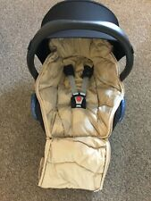 BeSafe car seat footmuff sand new without tags CAR SEAT NO INCLUDED