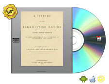 A history of the Israelitish nation from origin to Destruction Book On CDROM