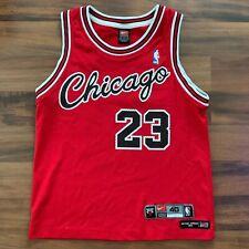 **Custom** Authentic Nike Jordan Chicago Bulls Rookie Jersey 8403 Sz 40 Medium M