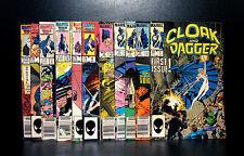 COMICS: Marvel: Cloak and Dagger # 1-11 (1985, vol 2) - RARE