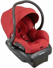 Maxi-Cosi Mico 30 Infant Baby Car Seat w/ Base Red Rumor 5-30 lbs NEW 2016