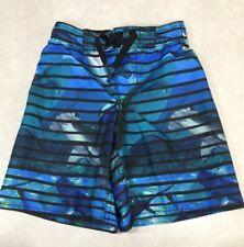 OLD NAVY Little Boy's Black & Blue Swim Trunks~~Size 5