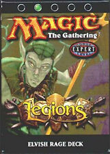 Elvish Rage Legions Theme Deck - ENGLISH - Sealed Brand New MTG MAGIC ABUGames