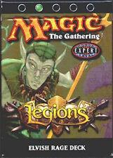 Elvish Rage Legions Theme Deck - ENGLISH - Sealed Brand New MTG MAGIC ABUGames