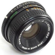 Mamiya E 50mm F2
