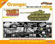 Dragon 9142 1/35<FULL VER> Tiger I Early LAH Operation Citadel July1943