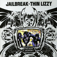 THIN LIZZY Jailbreak CD BRAND NEW Remastered The Boys Are Back In Town