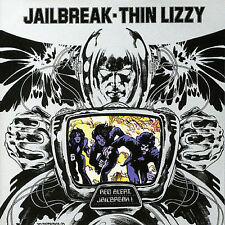 THIN LIZZY JAILBREAK (CD)  NEW