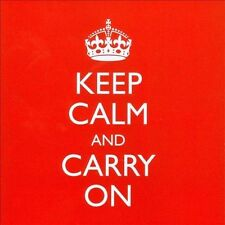 Various : Keep Calm & Carry On (CD) W or W/O CASE EXPEDITED includes CASE