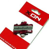 M5x10mm Red N76 gobike88 XON XSS-02 Disc Rotor Screws // Bolts