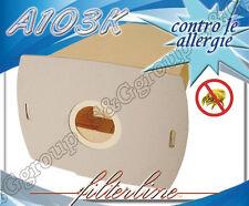 A103K 8 sacchetti filtro carta x AEG Vampyrette  1200 Combi