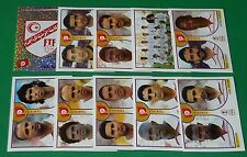 PANINI FOOTBALL JAPAN KOREA 2002 COUPE MONDE FIFA TUNISIE