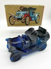 Vintage Avon Stanley Steamer Car Decanter Windjammer After Shave Full 5 oz W/Box
