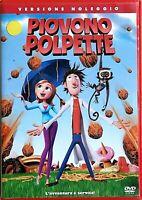 PIOVONO POLPETTE (2009) - DVD EX NOLEGGIO - SONY