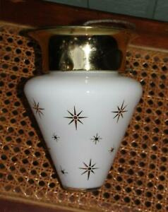 Vintage Atomic Starburst Mid Century Modern Flush Mount Ceiling Light Fixture