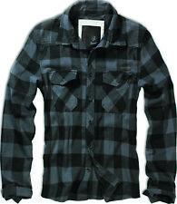 Brandit Check Shirt Hemd Holzfällerhemd Flanell Woodcutter S-7XL Freizeithemd