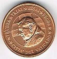 Vaticaan 2007 (Gr) probe-pattern-essai - 5 eurocent - Paus Benedictus XVI