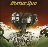 *NEW* Status Quo Card Sleeve CD Album - Quo (Mini LP Style Case)
