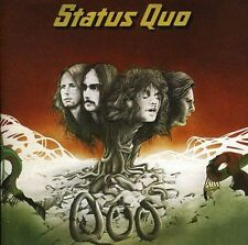 *NEW* Status Quo Card Sleeve CD Album - Quo (Mini LP Style Case)