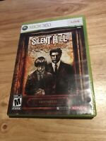Silent Hill: Homecoming (Xbox 360, 2008) Complete with manual