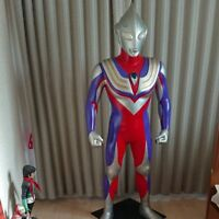 Ultraman Tiga Ultraman Bandai 1996 made Figure Japanese from JAPAN