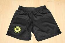 adidas FC Chelsea London Kinder Short AI7142 Schwarz Gr 116 Neu