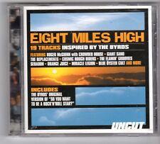 (GQ724) Eight Miles High, 19 tracks various artists - 2003 - Uncut CD