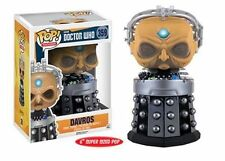 Funko Doctor Who - Davros 6 Inch Pop Vinyl Figure