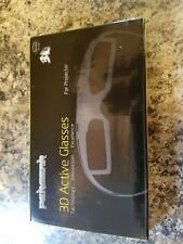 Peargear 3D Active Glasses for porjector G15-DLP FAST US SHIPPING!!