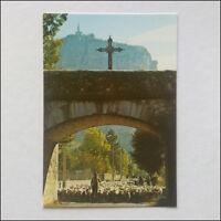 Castellane Historic City Route Napoleon Gorges du Verdon Postcard (P348)