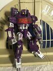 Transformers Generations Classics Energon Shockblast CUSTOM SHOCKWAVE For Sale