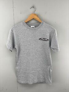 Spyder Men's Short Sleeve Crew Neck T-Shirt Size S Grey