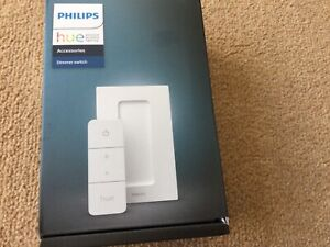 Philips Hue Smart Control Lighting Dimmer Switch With Wall Plate New