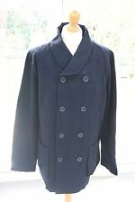 Peter Werth Mens Aubrey Coat Navy. Size L. New with tags