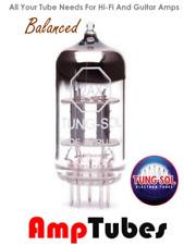 Balanced Tung Sol 12AX7 Preamp Tubes