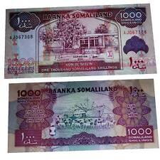 Somalilandia 1000 shillings 2011 pick 20 UNC./618028# #