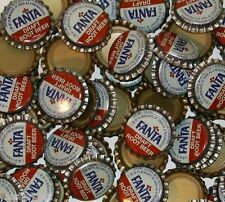 Soda pop bottle caps Lot of 25 FANTA ROOT BEER by Coca Cola unused new old stock