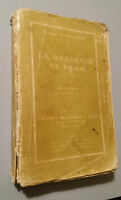The Dressage Of Fram - R. Dommanget - Seventh Edition 1923