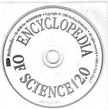 ENCYCLOPEDIA OF SCIENCE 2.0 | VGC | Windows 95 98 XP ( 7 8 10 see listing )
