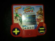 Street Fighter 2 TIGER ELECTRONICS Handheld LCD Game Tested Works