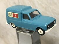 VINTAGE SOLIDO RENAULT 4 VAN FRENCH Mint  Un Boxed 1.43 Lovely Model